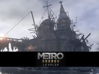metro Exodus La Volga collectibles guide