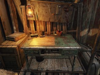 metro exodus guide comment trouver workbench établi table de travail
