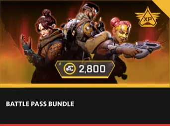 Apex Legends saison 1 Passe de Combat Bundle