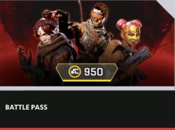 Apex Legends saison 1 Passe de combat