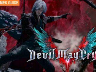 Armes Devil May Cry 5 pour Dante
