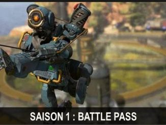 Apex Legends Saison 1 Battle Pass date sortie release