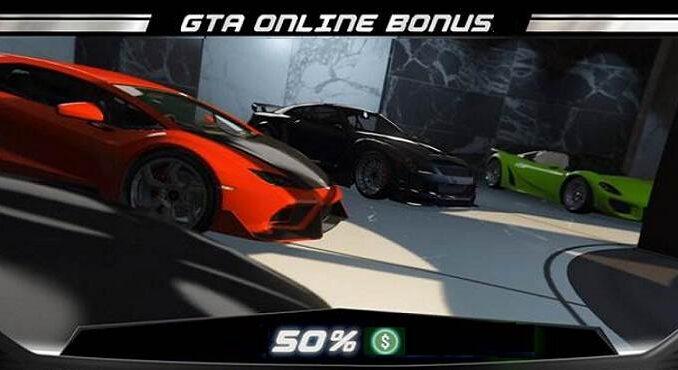 Bonus GTA Online 2019