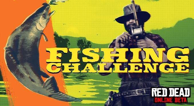 Défi pêche Nouveautés Red Dead Online Bêta 19 mars