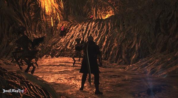 Devil May Cry 5 - Mission secrète 11