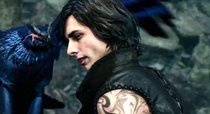 Devil May Cry 5 combinaisons classement SSS pour V mystérieux