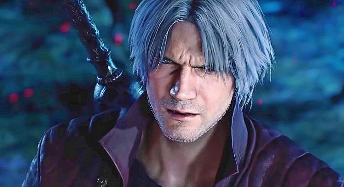 Guide Personnages Devil May Cry 5 Dante combos Rang SSS