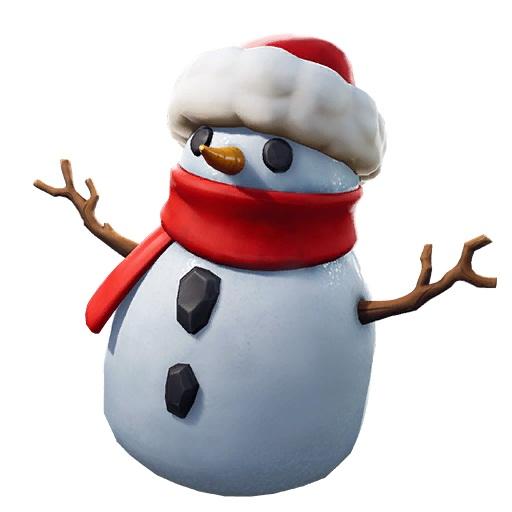 Fortnite Bonhomme de neige Sneaky 28 février 2019