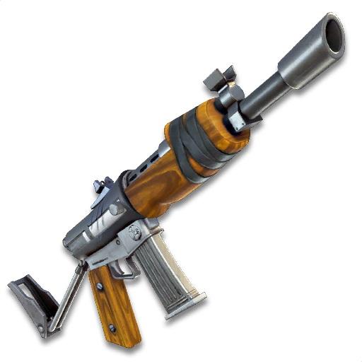 Fortnite Fusil d'assaut Burst 8 janvier 2019
