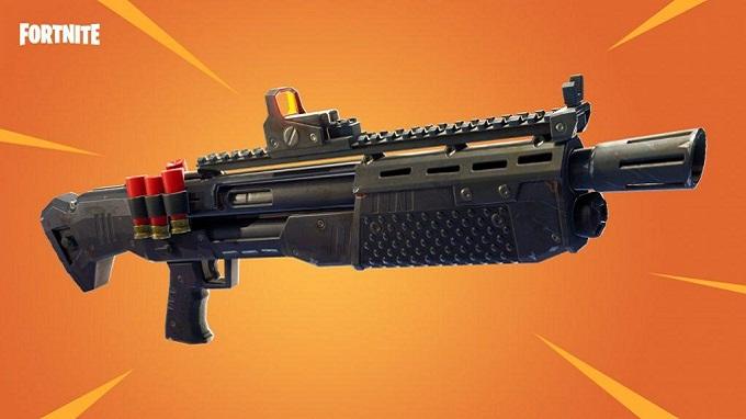 Fortnite arme Carabine lourde 29 janvier 2019
