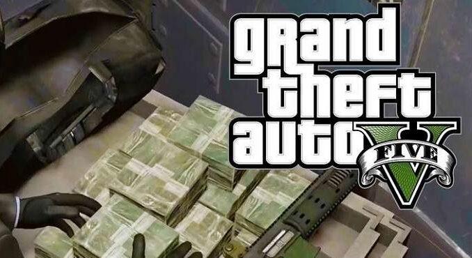 argent dans GTA Online gagner argent gta 5 online gratuit facile et lingots or RDO