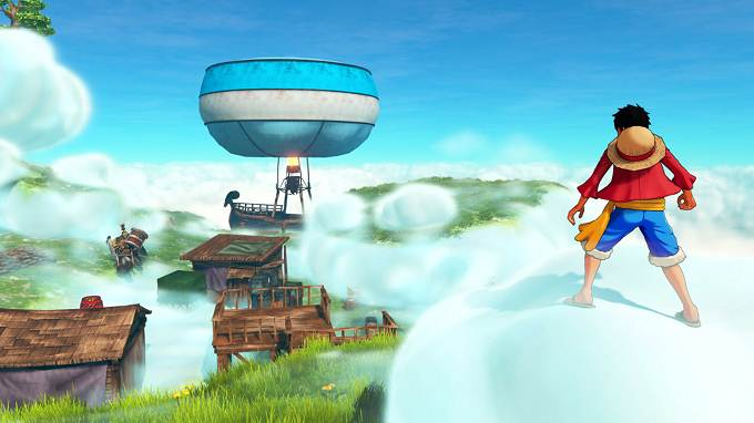 Guide One Piece World Seeker 2019 la forteresse volante d'Isaac