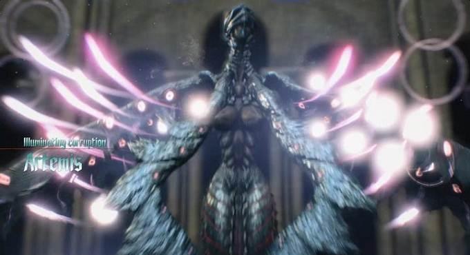 Guide de combat vaincre Artemish Boss pour DMC5 Devil May Cry 5 guide