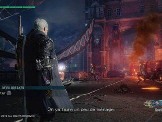 Mission 1 Nero Histoire principale de Devil May Cry 5 soluce