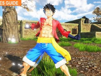 One Piece World Seeker PC, PS4 et Xbox One 2019