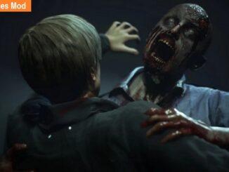 Resident Evil 2 Remake Tofu Zombies Mod Transforme tous les zombies en tofu