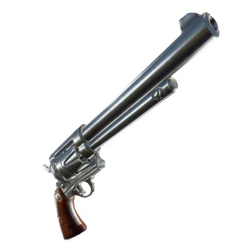 fortnite armes et objets Six Shooter 08 Janvier 2019