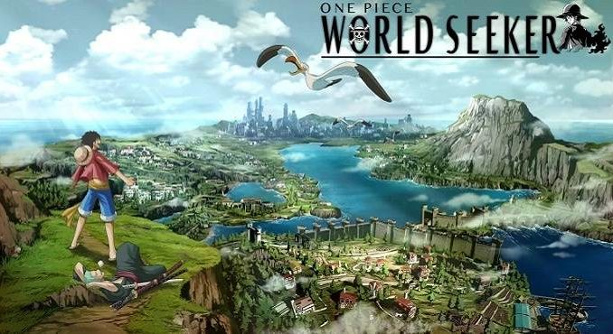 Soluce ONE PIECE WORLD SEEKER 2019