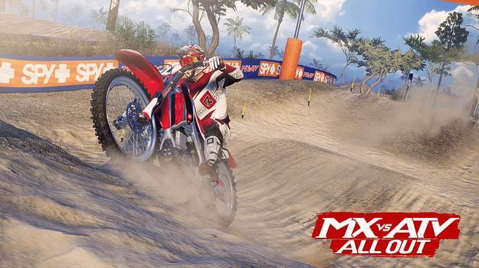 Télécharger et jouer gratuitement ce week-end à MX vs ATV All Out sur xbox