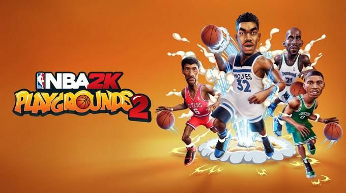 Télécharger et jouer gratuitement ce week-end à NBA 2K Playgrounds 2 sur xbox