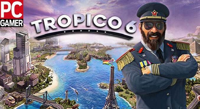 Tropico 6 sur PC configurations requises minimale et recommandée