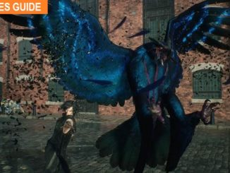 V armes Devil May Cry 5 guide