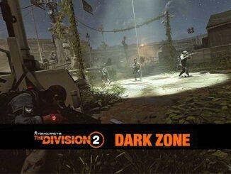 déverrouiller Dark zone dans The division 2 guide