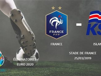 france islande euro 2020