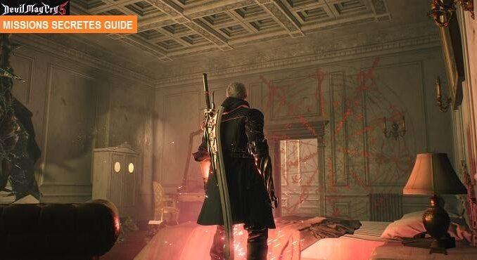 trouvez et complétez Devil May Cry 5 missions secrètes soluce complète