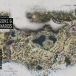 Comment débloquer toutes les régions de la carte de Days Gone?