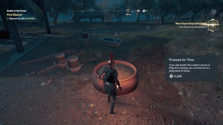 Soluce Phokis Ostracons Ainigmata Ostraka Guide Assassins Creed Odyssey objets de collection et secrets