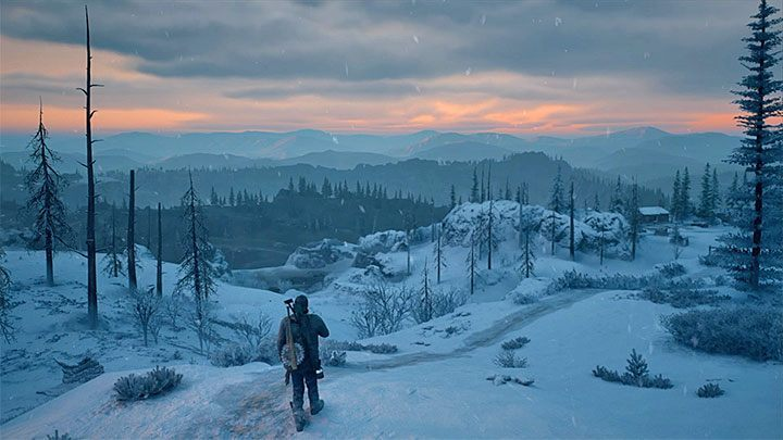 Guide Days Gone PS4 Région de Crater Lake et autoroute 97
