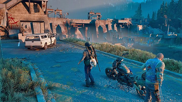 Days Gone PS4 soluce déverrouiller Région de Iron Butte