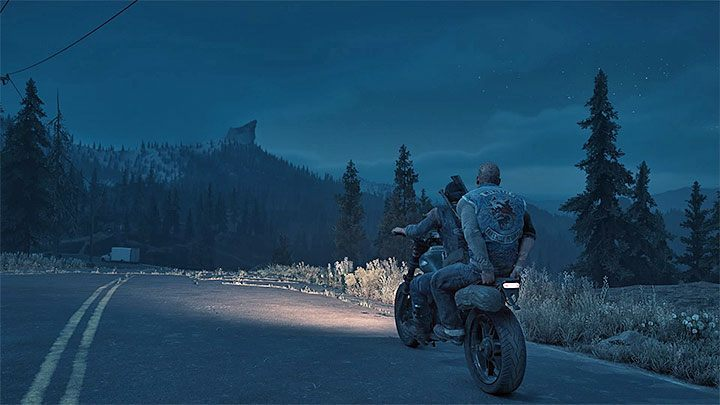 Days Gone PS4 Guide Déverrouiller Région du lac perdu (Lost Lake)