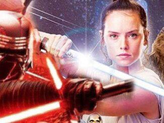 Star Wars IX The Rise of Skywalker annoncé dans le cadre de la Star Wars Celebration
