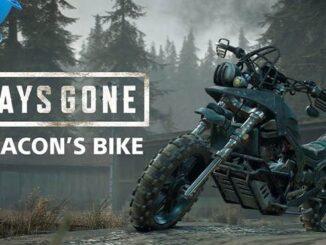 Trophées Days Gone PS4