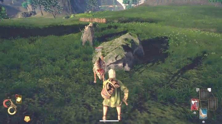 Tuer des hyènes Outward wiki guide PS4 et PC