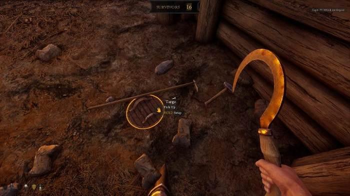 Bataille Royale modes de jeu dans Mordhau guide