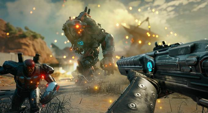 Comment vaincre Cyber ​​Crusher dans Rage 2 Guide boss combat