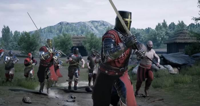 Horde modes de jeu dans Mordhau