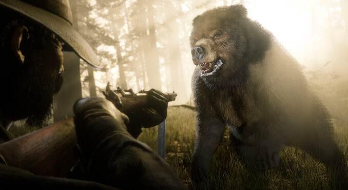 Guide de chasse RDR2 - Mise à jour Red Dead Online Défi Chasse aux animaux sauvages mode Tous aux abris