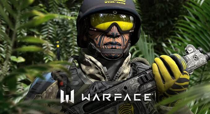 Mise à jour Warface Sunrise est disponible en téléchargement sur PS4 et Xbox One
