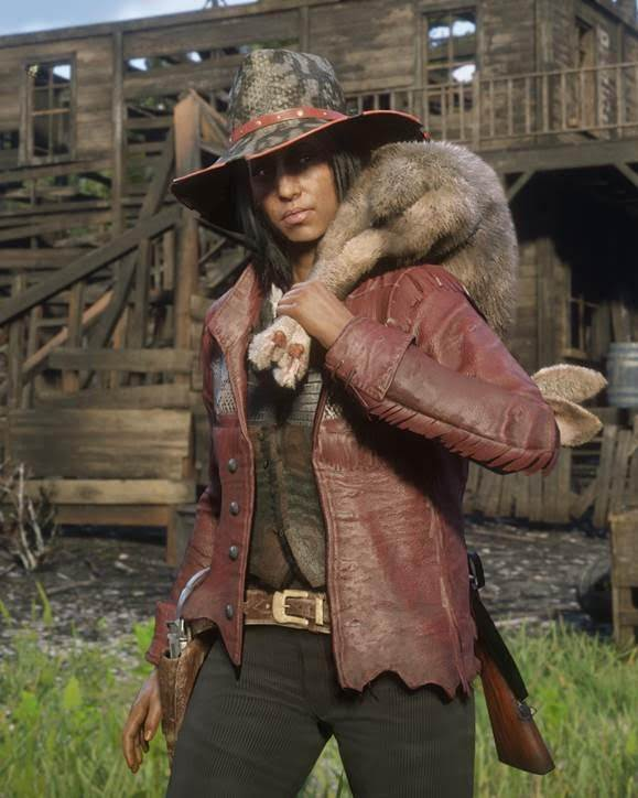 nouveaux vêtements de Red Dead Online mai 2019