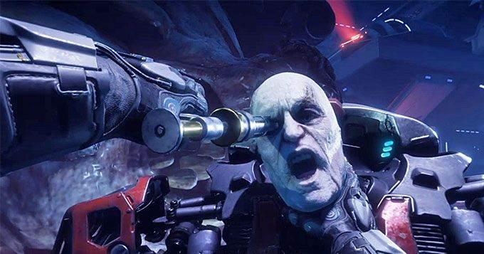Guide Boss final Titan colossal dans Rage 2 mission Project Dagger