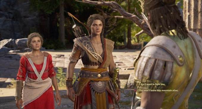 Assassin's Creed Odyssey chapitre final Homecoming