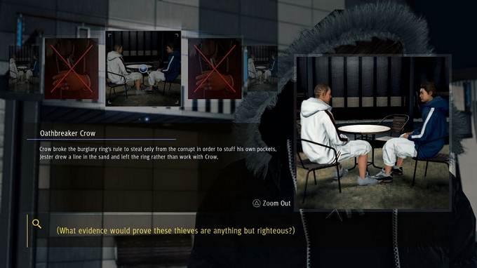 Chapitre 3 Le bâton Judgment Guide la preuve - Accessoire usagé