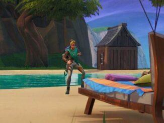Fortnite Guide Défis 14 jours d'été Danser à 6 différentes fêtes sur la plage