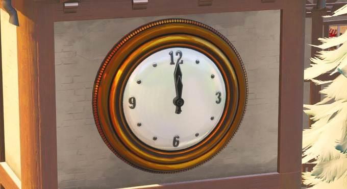 Soluce Fortnite défis semaine 8 saison 9 Visiter 3 horloges différentes guide complet