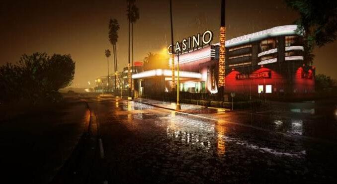 GTA V Le Diamond Casino & Hôtel ouvrira ses portes cet été - GTA Online Mise à jour