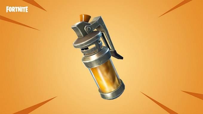 Guide défis fortnite Infliger 200 dégâts aux ennemis avec des grenades, de la dynamite ou des bombes puantes